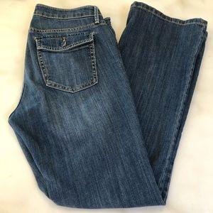 Banana Republic Boot Cut Jean